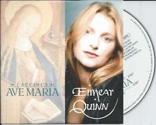 EIMEAR QUINN - ave maria CD SINGLE 2TR CARDSLEEVE 1997 RARE!!!