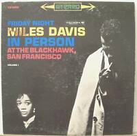 Miles Davis/Fri-Night @ The Blackhawk/CS8459/VG++(6)eye