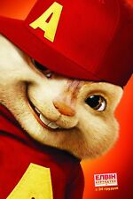 Alvin and the chipmunks Poster Length: 600 mm Height: 1200 mm  SKU: 1591