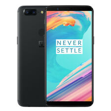 Global OnePlus 5T 4G LTE Smartphone 8GB+128GB Fingerprint Unlocked Mobile Phone