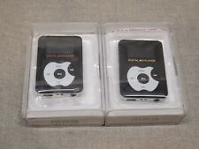 2 Vintage SEALED Apple Digital MP3 Multimedia Player USB Flash Disk