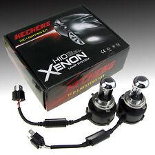 2pcs Xenon HID Kit Motorcycle Car Headlight Conversation HI/LO H4 9003 Bulb