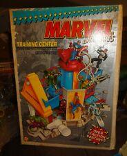 toybiz 1990 MARVEL SUPER HEROES TRAINING CENTER