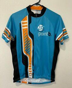 Men's Size M Cycling Jersey Bicycle Shirt - PRIMAL brand