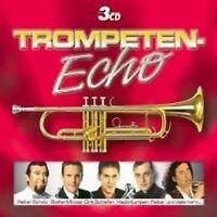 TROMPETEN - ECHO 3 CD MIT STEFAN MROSS UVM. NEU