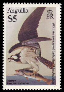 "ANGUILLA 616 (SG653) - John James Audubon ""Osprey"" (pa35815)"
