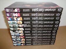 Afterschool Charisma Vol. 1-12 by Kumiko Suekane Manga Book Complete Lot English