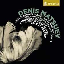 CD de musique concerto SACD sur album