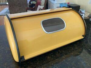 Home Basics Bread Metal Box with Window