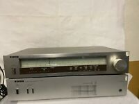 Tensai TM 2550 Stereo Power Amplifier + TT 3245 FM-MW-LW Stereo Tuner