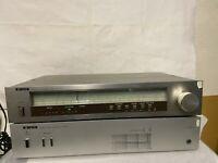 Tensai TM 2550 Stereo Power Amplifier + TT 3245 FM-MW-LW Stereo Tuner