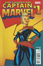 Captain Marvel  #1  ( 2012 ) Regular  Cover  Marvel