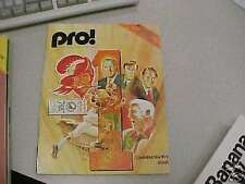 1976 BUCCANEERS 1st EVER HOME GAME  PROGRAM