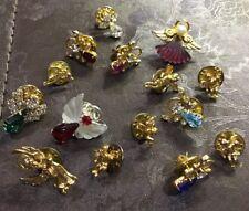 15 Vintage Angel Lapel Pins