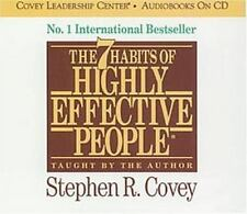 The 7 Habits of Highly Effective People, Covey, Stephen R., New Condition, Book