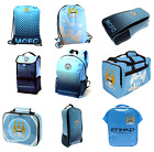 Manchester City FC Backpack Boot Bag Gym Bag Lunch Bag Holdall Xmas Birthdy Gift