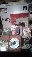 Sony PlayStation 1 PS1 Launch Edition Gray Console (SCPH-7501, NTSC-U/C) Lot