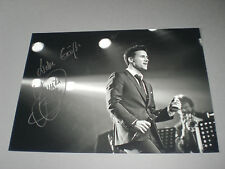 Yannick Bovy  Better Man signed autograph Autogramm 8x11 inch photo in person