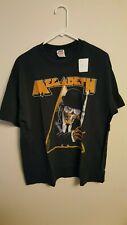 Megadeth Vintage Band Clockwork Orange Stanley Kubrick Xl