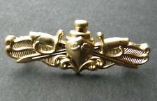 US Navy Officer Surface Warfare Hat Lapel Pin Badge 1.5 inches USN