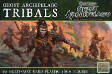 Northstar and Osprey Frostgrave: Ghost Archipelago Tribals (20)