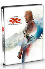 xXx: Return of Xander Cage (2017, Blu-ray) 2D + 3D Combo Steelbook Edition