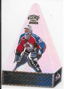 00/01 Pacific Cramer's Choice Awards Patrick Roy 4 Avalanche