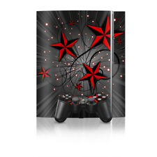 Sony PS3 Console Skin - Chaos by FP - DecalGirl Decal