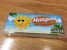 Sun Goggles for Resort, Pool, Beach, Salon - Black Mangoes - Eye Protection