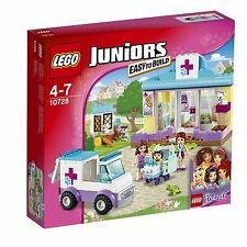 BRAND NEW LEGO JUNIORS MIA'S VET CLINIC 10728 SEALED