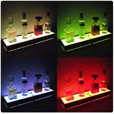 SOLD OUT Liquor Bottle Display Stand Bar Step Back Glowing Decor - 1 Tier