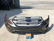 2015 2016 2017 2018 FORD EDGE FRONT BUMPER W/GRILL OEM USED