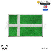 BARRA Scotland County Flag Embroidered Iron On Sew On Patch Badge For Clothes