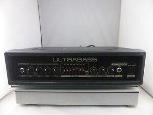 Behringer BXR1800H Ultrabass amplifier Head