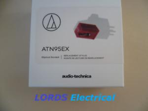 ORIGINAL AUDIO TECHNICA  ATN95EX  REPLACEMENT STYLUS FOR AT95EX CARTRIDGE