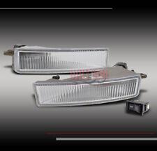03-07 SCION XB BUMPER DRIVING FOG LIGHTS LAMPS W/BULB+SWITCH LEFT+RIGHT 04 05 06