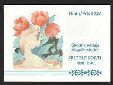 Mint Never Hinged/MNH Finnish Stamp Booklets