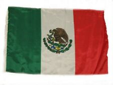 "12x18 12""x18"" Country of  Mexico Mexican Sleeve Flag Boat Car Garden"