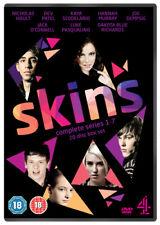 Skins: Complete Series 1-7 DVD (2019) Kaya Scodelario cert 18 20 discs