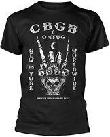CBGB & OMFUG Est. 1973 Home Of Underground Rock T-SHIRT OFFICIAL MERCHANDISE