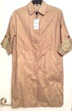 Womens  Trench Coat   by Zara size S
