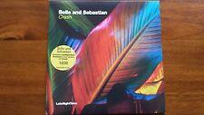 "Belle and Sebastian Crash 7"" Single RSD 2012 Record Store Day LateNightTales"