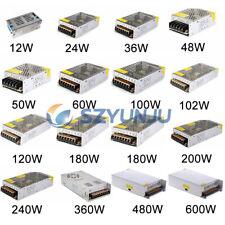 Power Supply led driver AC 220V to DC 12 V 1A 2A 3A 5A 8.5A 10A 15A 20A 12 volt