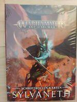 Sylvaneth Warscoll Cards, Deutsch, neu & ovp, Age of Sigmar Warhammer