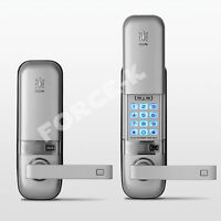 EVERNET/_LH2000-SK Keyless Digital Door Lock Touch Key Card auto//manual lock