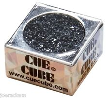 "Cue Cube - Cue Tip Shaper Tool - The ""Original Cue Cube"" - Made in the U.S.A."