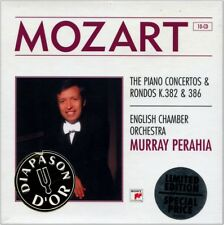 Coffret 10 CD - MOZART -  The  Piano Concertos - PERAHIA M.