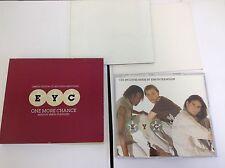 EYC One More Chance CD 4 Track Simon Franglem Remix W POSTER LTD