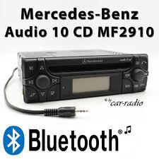 Mercedes Audio 10 CD MF2910 Bluetooth MP3 Radio AUX-IN Klinke ohne CD Funktion