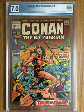 Conan the Barbarian #1 PGX 7.0 F/VF - 1st appearance of Conan!